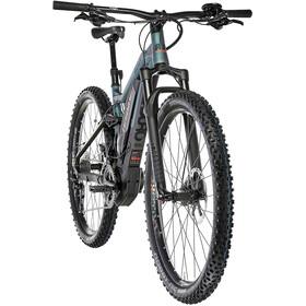 HAIBIKE SDURO FullNine 8.0 Elcykel MTB Heldämpad svart/oliv